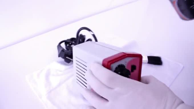 Xtreme Drill csiszológép karbantartása