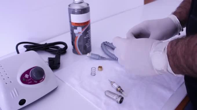 Xtreme Drill 3 csiszológép karbantartása