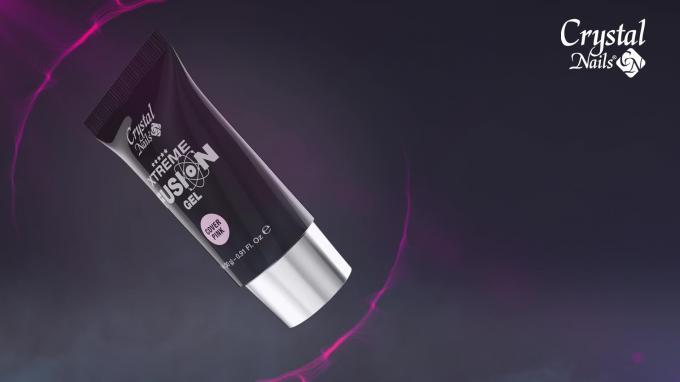 Forradalmi Xtreme Fusion AcrylGel AkrilZselé - időtlen formázhatóság