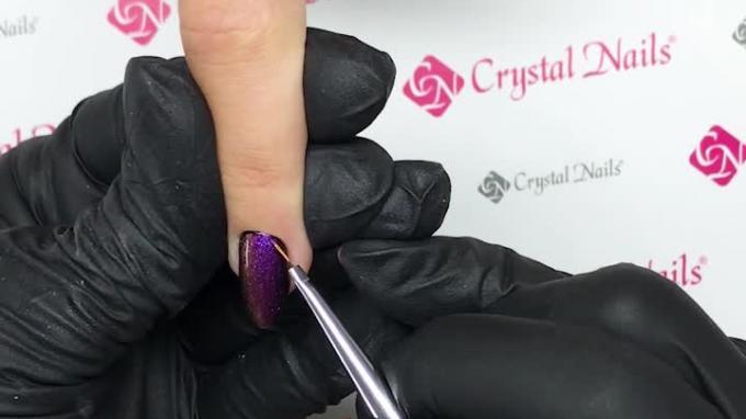 Crystal Nails 2019. Ősz/Tél - Új Tiger Eye Infinity Crystalac-ok