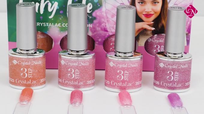 Crystal Nails 2020. Tavasz újdonságok